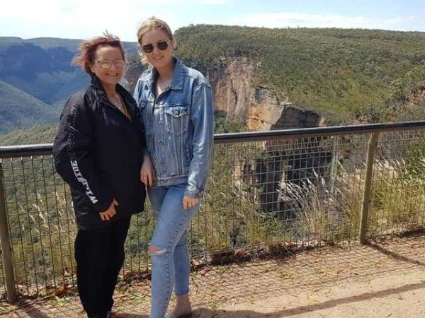 Katoomba sights things to do in katoomba motorcycle tour three sisters