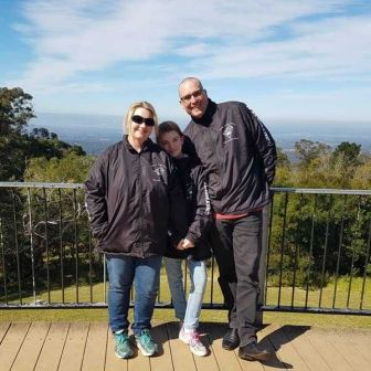 Mark, Kay & Sophies 2 Hour Lower Portland Kurrajong Lookout Tour